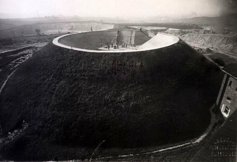 Tajemnice kopców - kopiec '30