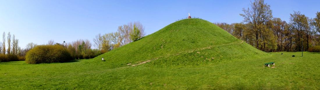 Tajemnice kopców - kopiec Wandy