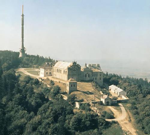 Tajemnice krypt - Lysa Gora dzisiaj